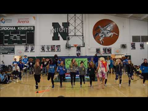 Nordonia High School Lip Sync 2017-18 Senior Class