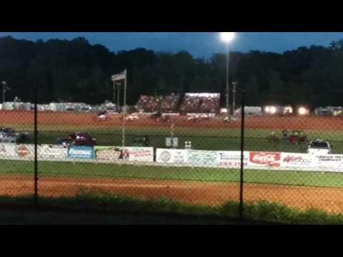 Sprint Car B Main #2  Bloomington Speedway