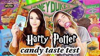 Trying Harry Potter Candy   Lana + Cherry Wallis