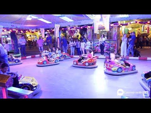 VÍDEO: La primera jornada de la Feria del Valle 2019 de Lucena en imágenes.