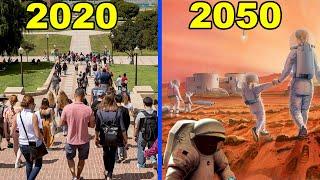 2050 अमर हो जायेगा इंसान | Things That Will Happen Before 2050