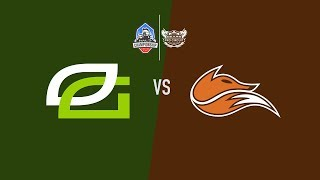 OpTic Gaming vs Echo Fox | Gears Of War New Orleans 2018 - Day 2