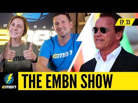 Schwarzenegger's Got An E-Bike + Jess's First Show | EMBN Show Ep.33