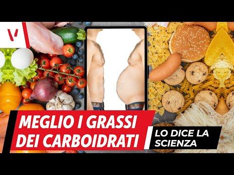 Meglio i grassi dei carboidrati (lo dice la scienza)