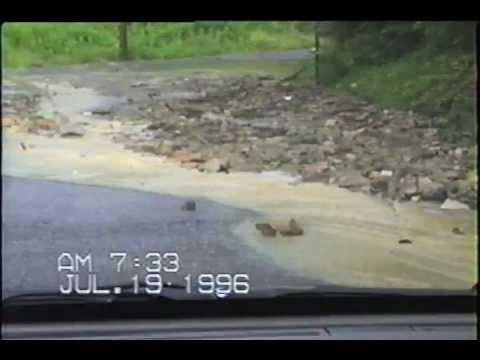 bookville flood 1996