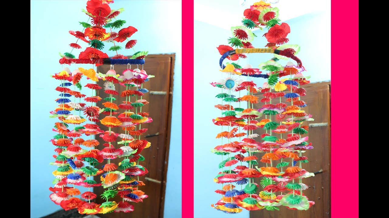 Diy Creative Idea Recycled Wind Chimes Out Of Bottle Caps Cap Chime Instructions Part2