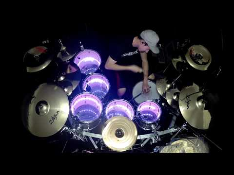 Dig Down - Muse - Drum Cover