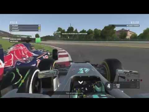 Carreras de risas! - F1 2016 #5