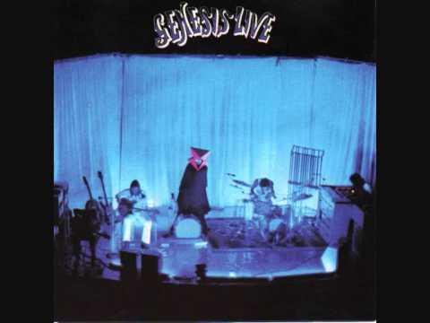 Genesis - Live [1973] (full album)