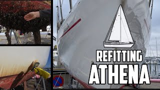 Sail Life - More digital switching & making Obelix shine - DIY sailboat