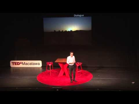 Cross-Cultural Encounters: Colaborate for a Better World | Jeremy Blaney | TEDxMacatawa