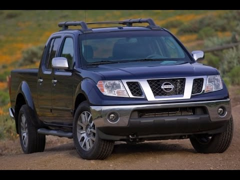 2016 Nissan Frontier Start Up And Review 4.0 L V6