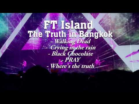 [Audio] FTISLAND The Truth Concert in Bangkok