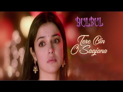 Bulbul Tere Bin O Saajana  Lyrics Video |  Divya Khosla Kumar Meet Bros Neeti Mohan