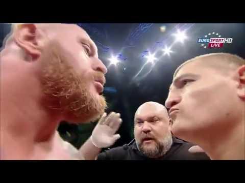 Catalin Morosanu vs Tomasz Czerwiński KO 2015