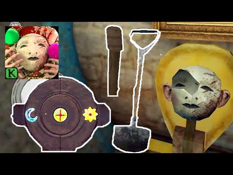 Evil Nun - NEW Update 1.5.0 - New Chapter All Pieces Of Mask & The Torch & Shovel (IOS ANDROID)