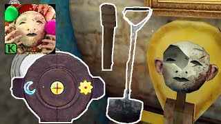 Evil Nun - NEW Update 1.5.0 - New chapter All pieces of mask &amp The torch &amp Shovel (IOS ANDROID)