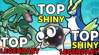 Top Pokémon of Every Category