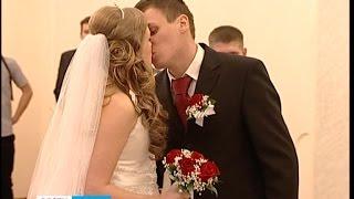 В Карелии расписались первые пары 2015