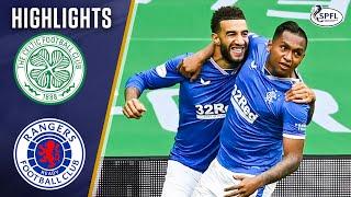Celtic 0-2 Rangers | Goldson Double Send Rangers 4 Points Clear At The Top | Scottish Premiership