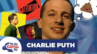 What's The Worst Song Charlie Puth's Ever Released?! 😵 | FULL INTERVIEW | Capital