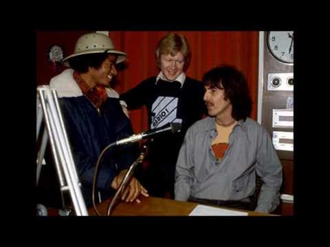 Michael Jackson and George Harrison Interview