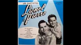 Lionel et Pierre - Album vinyle (1962) side B