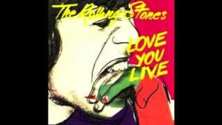 ROLLING STONES LOVE YOU LIVE-IF YOU CAN