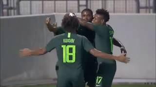 Libya 2-3 Nigeria - 2019 Africa Cup Of Nations Qualifier