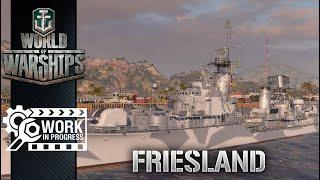 Skrót: [CC-EU] Friesland - pierwsza bitwa