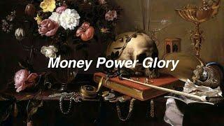 Lana Del Rey // money power glory [Lyrics]