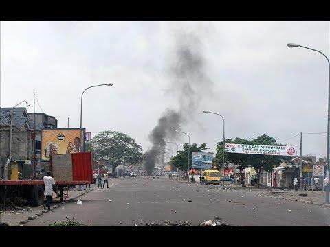 En Direct de Kinshasa VILLE MORTE LANCÉ PAR FELIX TSHISEKEDI ESIMBI TO ESIMBI TE SUIVEZ