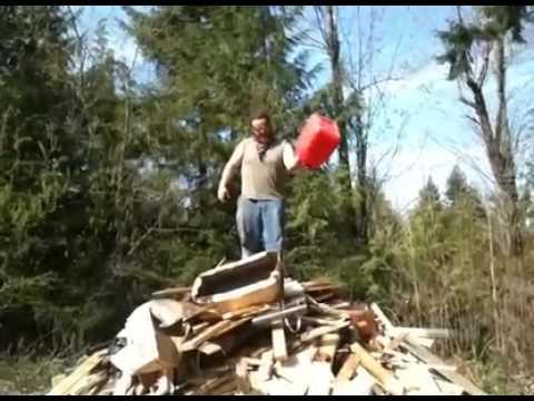 Comment allumer un feu rapidement youtube - Comment allumer un feu insert ...