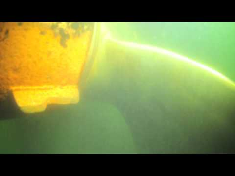 Prop Inspection - Commercial Diving