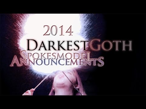 2014 DarkestGoth Spokesmodel Awards
