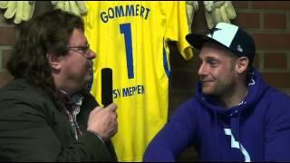 Meppens Torwart Benni Gommert will Derby-Sieg