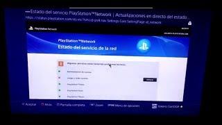 Volvemos a tener problemas con PlayStation Network 13 Julio 2018