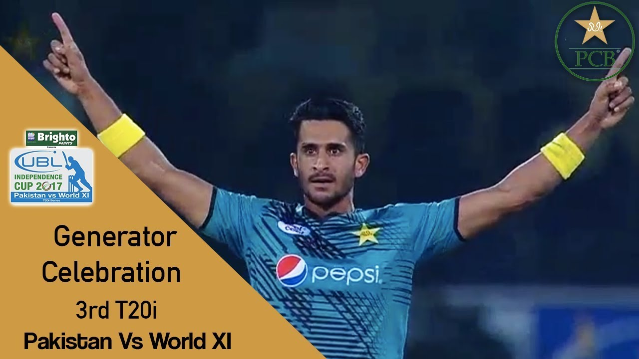 cutting-out-by-hassan-ali-independence-cup-2017-pakistan-vs-world-xi