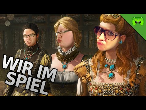 Pandorya, Jay & Piet in The Witcher 3: Blood and Wine