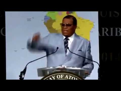 They want to kill you with food say minister Farrakhan.
