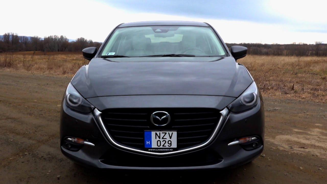 Mazda 3 (Facelift 2017)