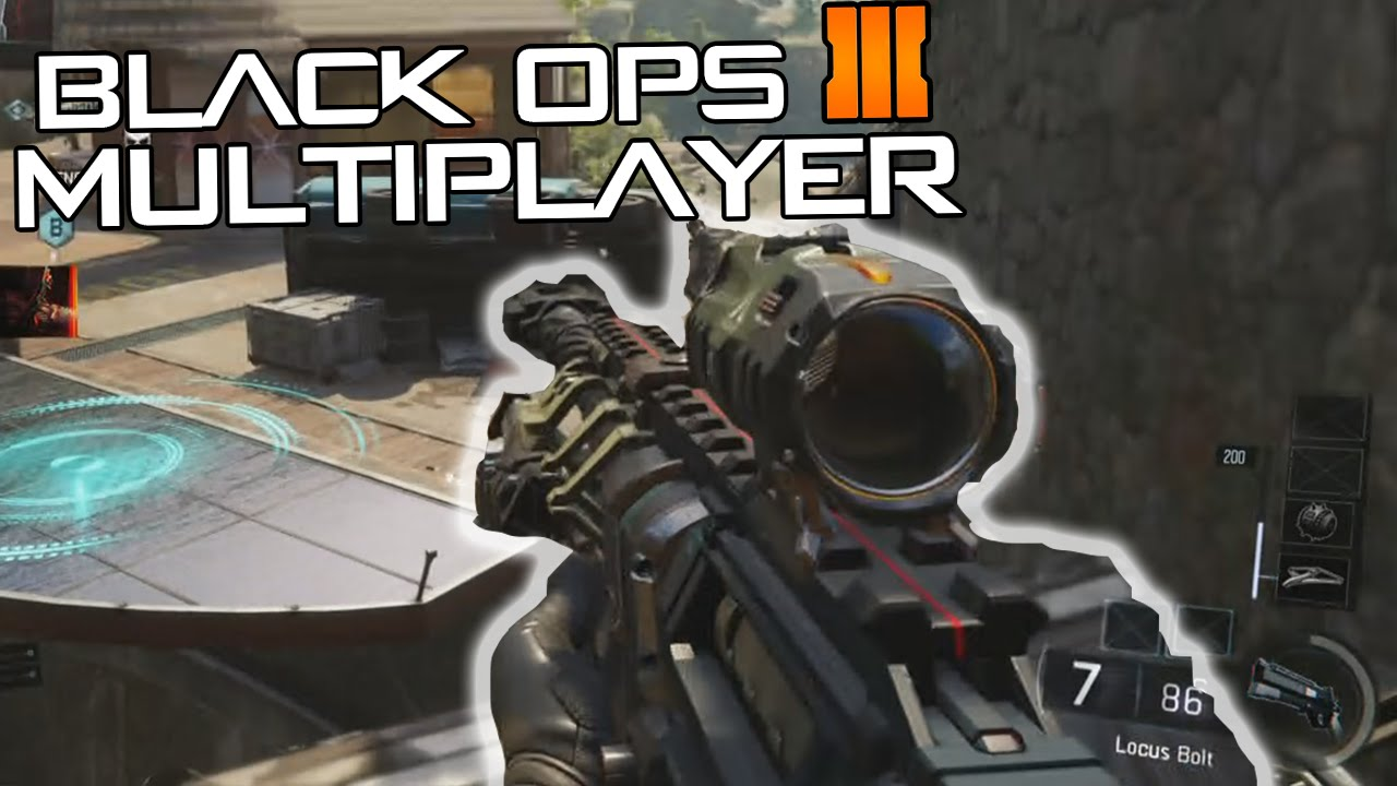 Call of Duty Black Ops 3 Multiplayer Gameplay - ACOG ...