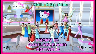 Download Now: Palace with Hello Kitty Decorations for Boys and Girls || Sakura School Simulator