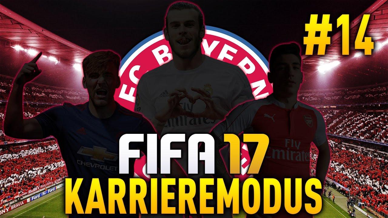 Fifa 17 Karrieremodus Spieler