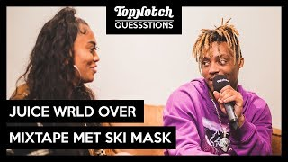 "Juice WRLD over mixtape met Ski Mask The Slump God: ""We hebben wat moois liggen"" 