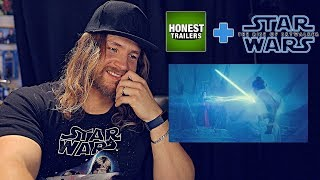 HONEST TRAILERS Rise of Skywalker TRAILER REACTION