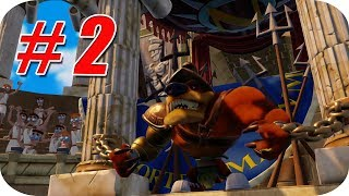 Crash Bandicoot N. Sane Trilogy [Crash Bandicoot 3: Warped] Capitulo 2 [PS4]