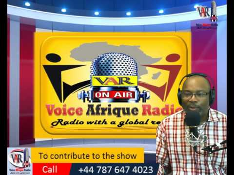 African Talk Show