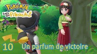 [FR] Un parfum de victoire - Pokemon Let's Go Pikachu - EP 10