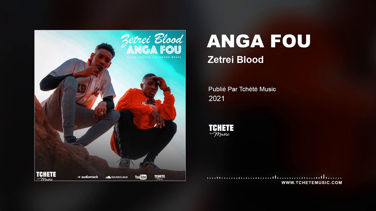 ZETREI BLOOD - ANGA FOU